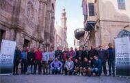 السياحة والآثار تنظم دورة تدريبية لعدد من العاملين بشارع المعز