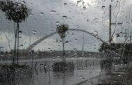 انخفاض بدرجات الحرارة وأمطار تمتد للقاهرة الكبرى