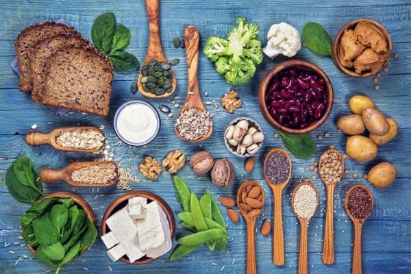 البروتين النباتي يحميك من أمراض القلب والشيخوخة .. كيف تحصل عليه؟