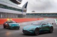 أستون مارتن تطلق F1 Edition من أيقونتها Vantage