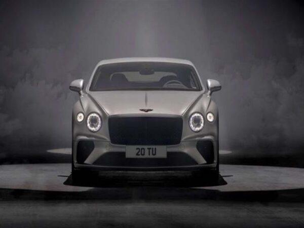 بنتلي تطلق أيقونتها Continental GT Speed الجديدة