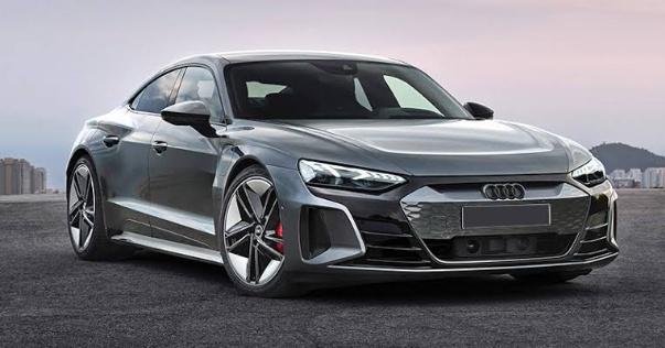 شركة أودي تكشف عن سيارتها E-Tron GT الكهربائية موديل 2022 الجديدة