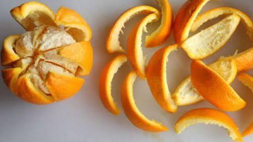 أهم الفوائد الصحية في تناول قشر البرتقال
