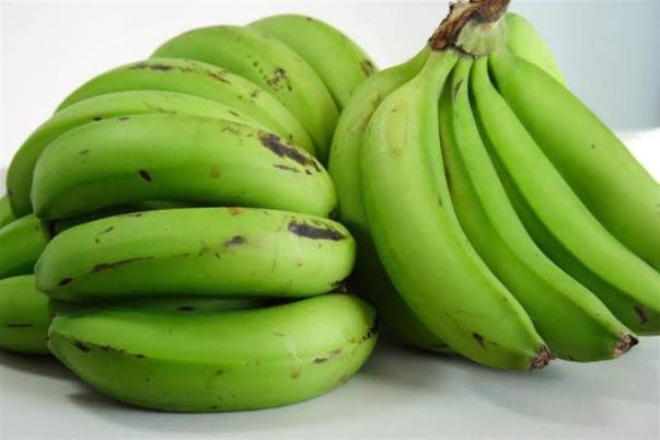أهم فوائد الموز الأخضر على صحة الأنسان