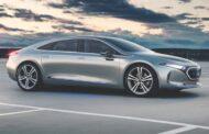 ظهور سيارة مرسيدس EQE الكهربائية الجديدة كليًا