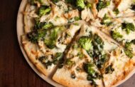طريقة عمل بيتزا البروكلي الصحي بطريقة سهلة