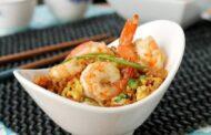 طريقة تحضير أرز بالروبيان بسعرات حرارية أقل لاصحاب الدايت