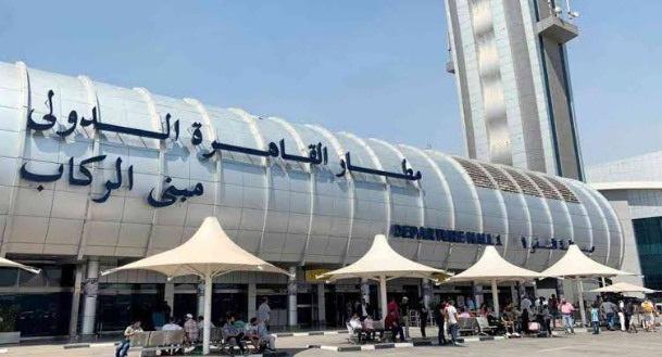 مطار القاهرة الدولي : يشهد اليوم سفر ووصول 182رحلة لنقل 20 ألف راكب