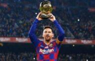 ليونيل ميسي نجم برشلونة أفضل لاعب بالعالم فى 2021