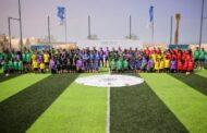 إنطلاق التصفيات النهائية لبطولة كأس مكادي هايتس لكرة القدم للرجال والسيدات تحت رعاية وزارة الشباب