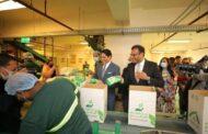 أبو هشيمة الخير وبنك الطعام المصري توقعان بروتوكول تعاون لتوزيع 200 ألف كرتونة غذائية
