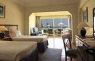 رؤية سريعة للغرفة من داخل فندق أولد بالاس ريزورت بسهل حشيش الغردقة البحر الأحمر