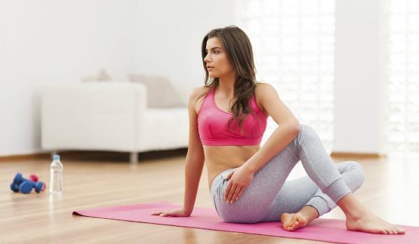 زيادة مرونة الجسم بالتمارين الرياضية