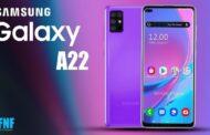Galaxy A22  من سامسونج .. تسريبات تكشف سعره الخرافي