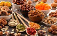 تناول المكسرات في شهر رمضان .. ما الكمية الصحية منها ؟