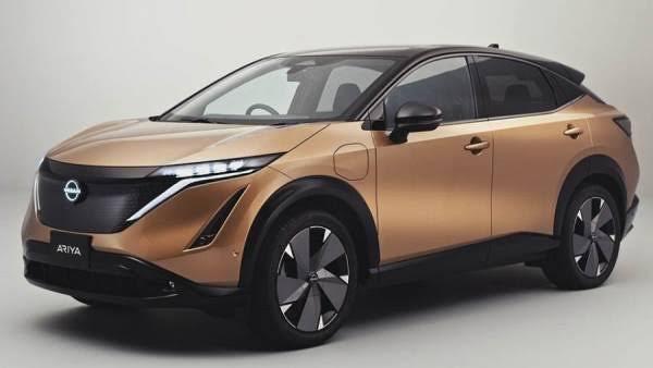 أسعار ومواصفات سيارة نيسان أريا كروس أوفر الكهربائية الجديدة