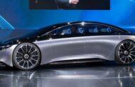 أسعار ومواصفات سيارة مرسيدس EQS إس كلاس الكهربائية الجديدة