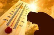 الأرصاد الجوية تحذر يوم الاثنين ذروة الموجة الحارة