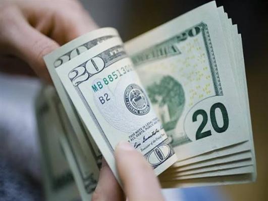 أسعار الدولار في نهاية تعاملات اليوم في البنوك