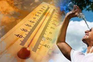 هيئة الأرصاد : غدا طقس شديد الحرارة بكافة الأنحاء ورياح وأتربة