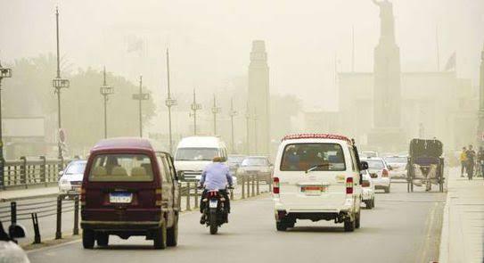 الأرصاد الجوية : درجات الحرارة يوم الأربعاء فى مصر