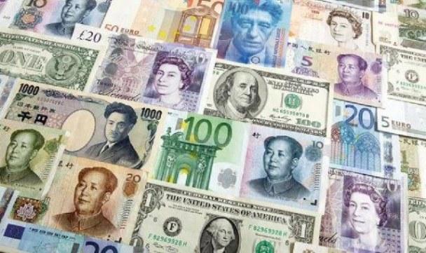 أسعار العملات الأجنبية بنهاية تعاملات اليوم الخميس 22 أبريل 2021