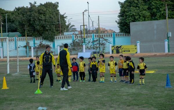 وادى دجلة تفتتح أول أكاديمية لكرة القدم في الصعيد بمحافظة أسيوط