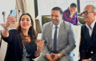 لقاء حصري مع المهندس محمد العاصي نائب رئيس مجلس إدارة البروچ مصر والدكتور كريم مختچين رئيس مجلس إدارة شركة الكامي
