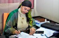 الدكتورة أمل سلامة عضو مجلس النواب هي شخصية الـVIP في العدد السادس من مجلة لايڤ