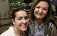 لقاء مع مدام سها الترجمان مدير عام فندق رمسيس هيلتون من أمام حمام السباحة وإفتتاح خيمة عالنيل