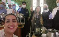 إفتتاح خيمة عالنيل أول خيم رمضان في فندق رمسيس هيلتون
