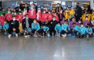 سيتي سنتر الإسكندرية يدخل السرور إلى قلوب الأطفال في يوم اليتيم الوطني