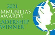 شركة كيونت تحصل على جائزة ستيفي ® للابتكار في قطاع الأعمال وجائزة Communitas للخدمة المجتمعية