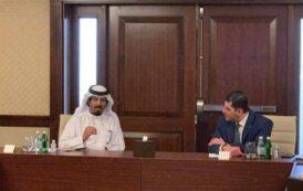 الرئيس التنفيذي لهيئة الإستثمار يبحث مع مسؤولي سكاي أبو ظبي زيادة إستثماراتهم في مصر