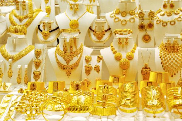 سعر الذهب لايف في بداية تعاملات اليوم الاثنين 5 أبريل 2021
