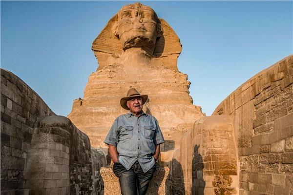 مركز زاهي حواس للمصريات يعلن كشف أثري جديد بالأقصر