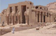 معبد الرامسيوم في الأقصر أجمل المدن السياحية في العالم