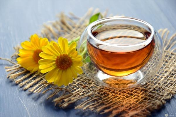 غسول للوجه طبيعي من الورد والعسل