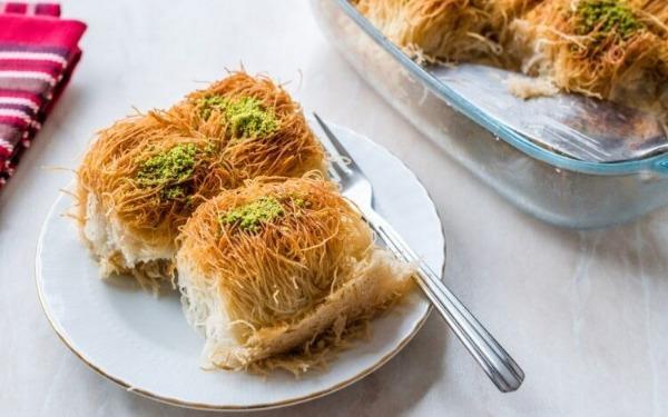 تحضير الكنافة في رمضان بطريقة صحية