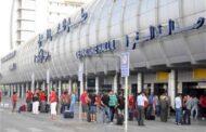 مطار القاهرة الدولي : يسير اليوم 48 رحلة لأوروبا على متنها 5033 راكبا