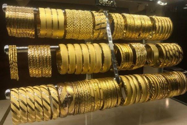 أسعار الذهب في التعاملات المسائية اليوم الاثنين 10 مايو 2021 في مصر