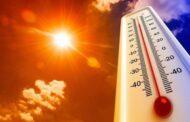 الأرصاد الجوية : غدا انخفاض بدرجات الحرارة وفرص أمطار رعدية بسيناء