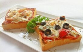 طريقة تحضير بيتزا التوست بالتونة بطريقة بسيطة ومميزة