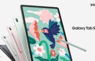 سامسونج تطرح حاسبها اللوحي الجديد Galaxy Tab S7 FE