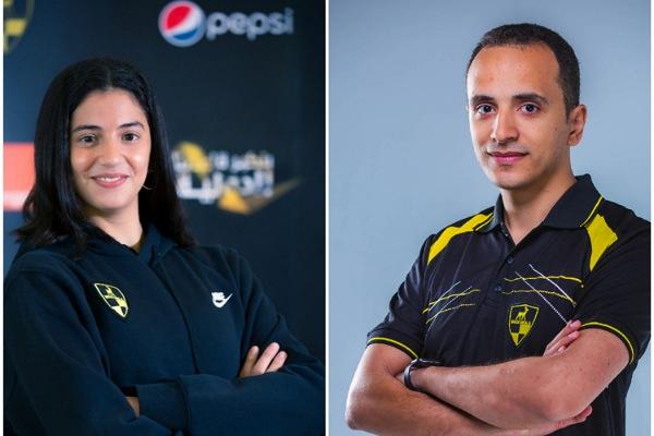 حبيبة مرزوق تحتل المركز 25 في كأس العالم للجمباز الإيقاعي .. وباسم أمين يواصل حصد البطولات ويفوز بـ
