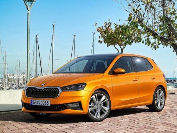 سكودا تكشف أسعار سيارتها Fabia موديل 2022 وموعد طرحها بالأسواق