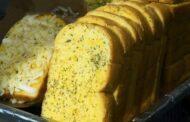الخبز الفرنسي بالأعشاب بطريقة سهلة