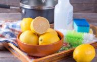 استعمالات الليمون الحامض في التنظيف