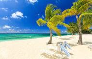 متعة الاستجمام على شواطئ الكاريبي