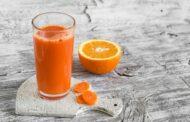 عصير الجزر والبرتقال للتخسيس .. تعرفي عليها